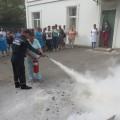 В больнице Хоспис спасатели МЧС учили медиков